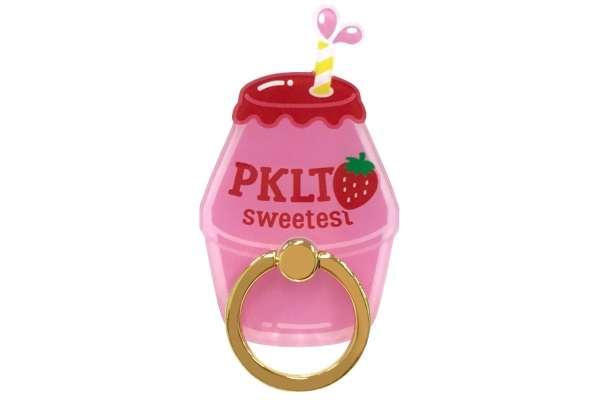 スマホリングのおすすめ17選 エムディーシー 「PINK-latte」
