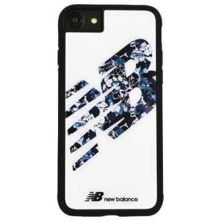 New Balance [デザインケース/NorthSea] iPhone8 md-74256-2