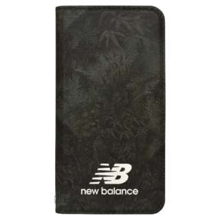 New Balance [デザイン手帳ケース/Tropical] iPhone8 md-74258-1