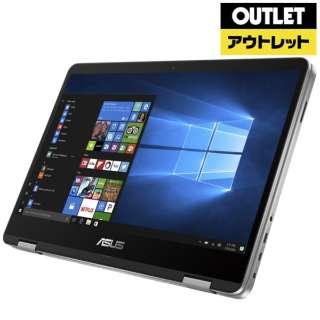 【アウトレット品】 14.0型ノートパソコン [Win10 Home/ Celeron /SSD:128GB /メモリ:4GB /2018年4月モデル]TP401NA-128GS  VivoBook Flip 【生産完了品】