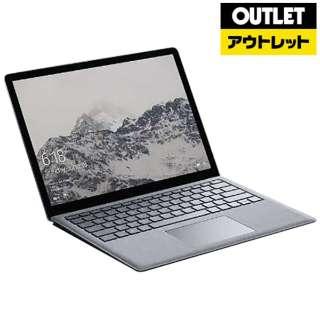 【アウトレット品】 Surface Laptop [13.5型 /SSD 128GB /メモリ 4GB /Intel Core m3 /プラチナ /2018年] DAP-00024 ノートパソコン サーフェス ラップトップ 【数量限定品】