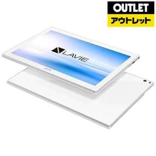 【アウトレット品】 10.1型タブレットPC[Android 7.1・APQ8053・ストレージ 16GB・メモリ 3GB] LAVIE Tab E  PC-TE510HAWホワイト 【外装不良品】