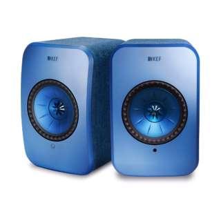 ハイレゾ対応 フルワイヤレス・スピーカー LSX デニムブルー [ハイレゾ対応 /Bluetooth対応 /Wi-Fi対応]