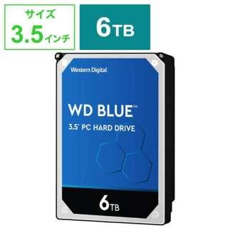 WD60EZAZRT 内蔵HDD [3.5インチ /6TB] 【バルク品】
