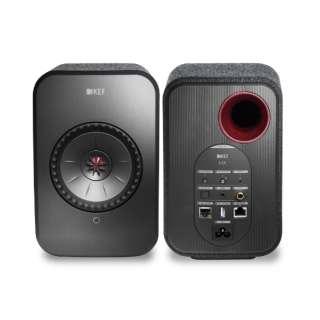 ハイレゾ対応 フルワイヤレス・スピーカー LSX BLACK [ハイレゾ対応 /Bluetooth対応 /Wi-Fi対応]