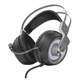 23211 ゲーミングヘッドセット GXT 435 Ironn 7.1 [USB /両耳 /ヘッドバンドタイプ]