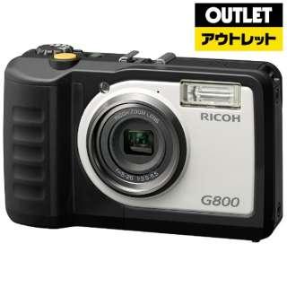【アウトレット品】 コンパクトデジタルカメラ [防水+防塵+耐衝撃] G800 【生産完了品】