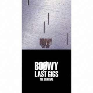 BO?WY/ LAST GIGS -THE ORIGINAL- 完全限定盤スペシャルボックス 【CD】