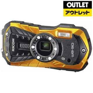 【アウトレット品】 WG-50 コンパクトデジタルカメラ オレンジ [防水+防塵+耐衝撃] 【生産完了品】