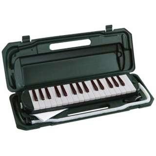 鍵盤ハーモニカ P3001-32K/MGR モスグリーン