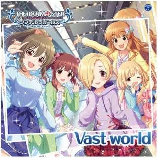 (ゲーム・ミュージック)/ THE IDOLM@STER CINDERELLA GIRLS STARLIGHT MASTER 27 Vast world 【CD】