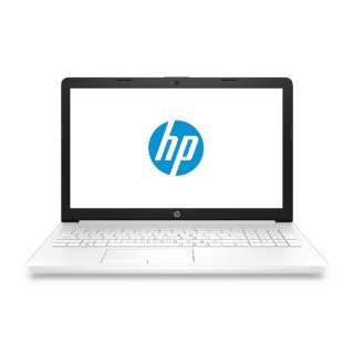 4PD04PA-AAAE ノートパソコン HP 15-db G1 [15.6型 /AMD Eシリーズ /HDD:1TB /メモリ:4GB /2019年3月モデル]