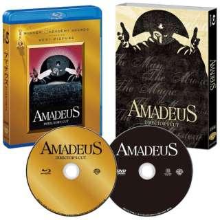 アマデウス 日本語吹替音声追加収録版 ブルーレイ&DVD 【ブルーレイ+DVD】