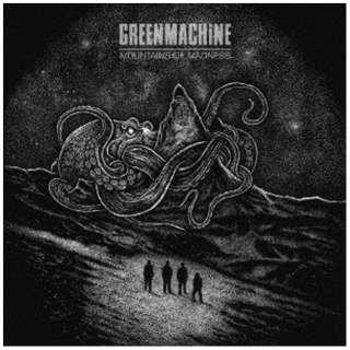 GREENMACHiNE/ MOUNTAINS OF MADNESS 【CD】