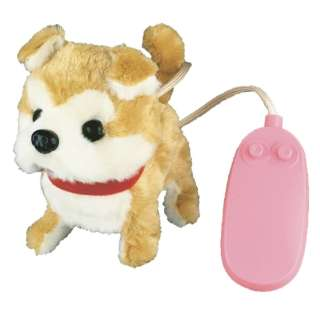 リモコンでおさんぽキャンキャン秋田犬