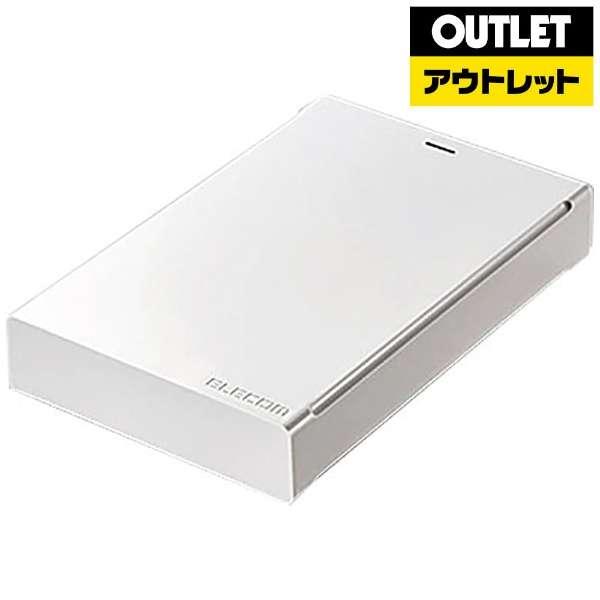 【アウトレット品】 ELP-RED020UWH 外付けHDD ELP-REDUWHシリーズ [ポータブル型 /2TB] 【外装不良品】