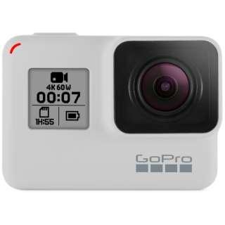 GoPro HERO7 Black リミテッドエディション CHDHX-702-FW Dusk White [4K対応 /防水]