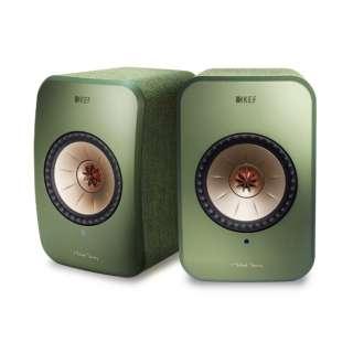 ハイレゾ対応 フルワイヤレス・スピーカー LSX オリーブグリーン [ハイレゾ対応 /Bluetooth対応 /Wi-Fi対応]