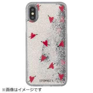 iPhone X/XS TPUケース Amore Transparent