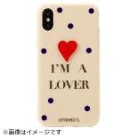 iPhone X/XS TPUケース Im A Lover