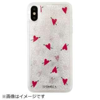 iPhone XS Max TPUケース Amore Transparent