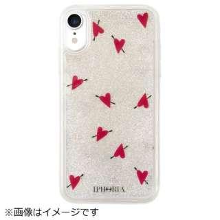 iPhone XR TPUケース Amore Transparent