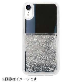iPhone XR TPUケース Nail Polish Grey