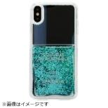iPhone XS Max TPUケース Nail Polish Turquoise