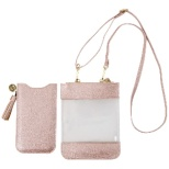 iPhone XS Max PUケース Necklace Sleeve Rose With Bag