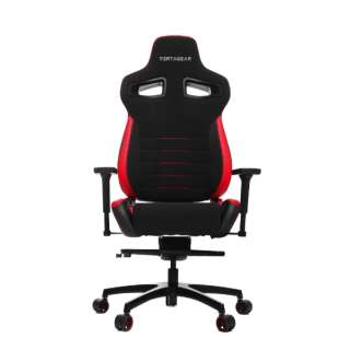 Vertagear Racing Series P-Line PL4500 Coffee Fiber with Silver Gaming Chair Black&Red