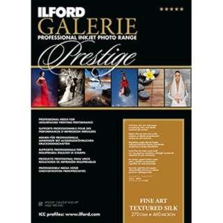イルフォード ギャラリー ファインアートテクスチャードシルク 270g/m2 (A4 25枚) ILFORD GALERIE FineArt Textured Silk