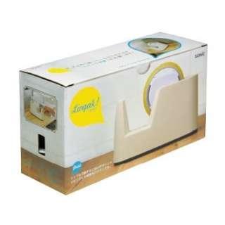 リビガク テープカッター スリム アイボリー LV-2150-I