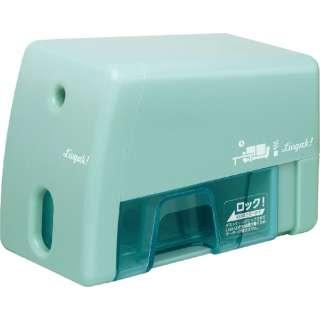 リビガクイージーピージー 電動鉛筆削り ミントブルー LV-8735-MB