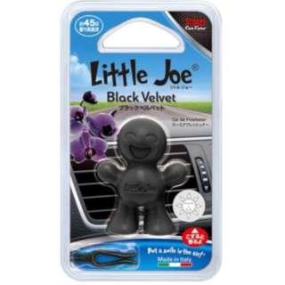 1741 自動車用芳香剤 リトルジョー ブラック ベルベット