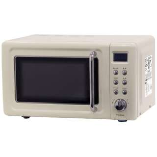 WDRW20HFW 電子レンジ レトロホワイト [20L /50/60Hz]