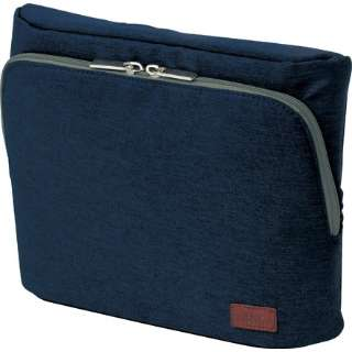 ユートリムスマスタワイドA5立つバッグインバッグネイビー