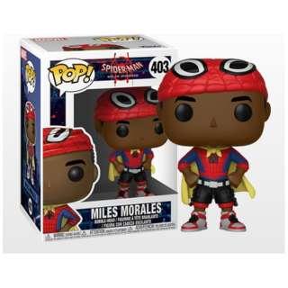 POP! スパイダーマン:スパイダーバース マイルス・モラレス