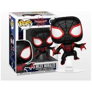 POP! スパイダーマン:スパイダーバース スパイダーマン(マイルス・モラレス)