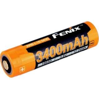 """FENIX リチウムイオン専用充電電池  """"ARB-L18-3400"""" ARB-L18-3400"""