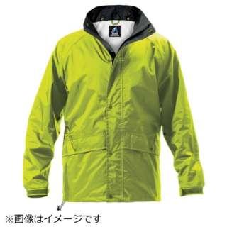 マック 雨具 フェニックス2 フラッシュグリーン L AS-7400-24