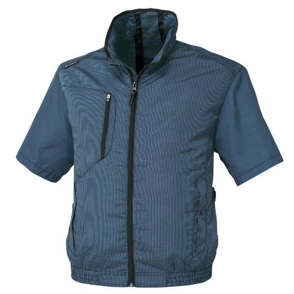 エアーマッスル半袖ジャケット G-5210 1ネイビー S G-5210