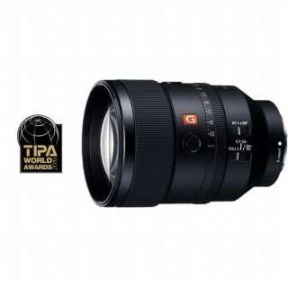 カメラレンズ FE 135mm F1.8 GM G Master SEL135F18GM [ソニーE /単焦点レンズ]