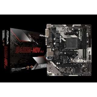 ASRock B450M-HDV R4.0 B450M-HDVR4.0