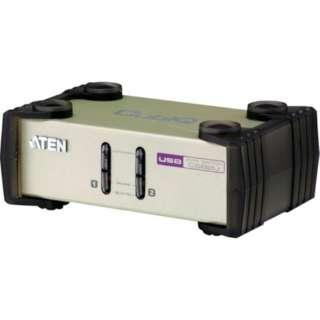 ATEN KVMスイッチ 2ポート/PS/2/USB/VGA CS82U