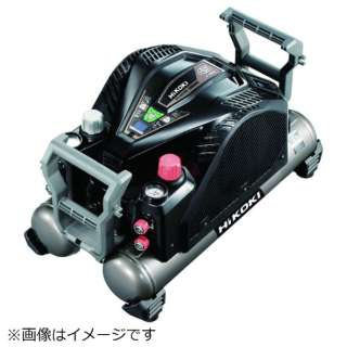 HiKOKI 釘打機用エアコンプレッサ12L  セキュリティ機能付 EC1445H3