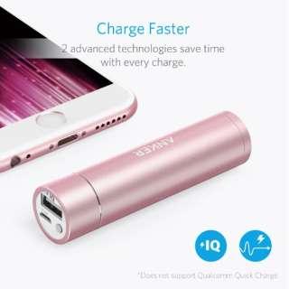 Anker PowerCore+ mini 3350 pink A11040519