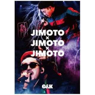 C&K/ JIMOTO×JIMOTO×JIMOTO 初回限定盤 【DVD】
