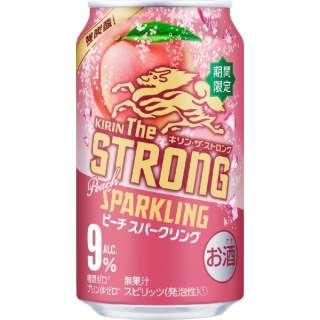 キリン・ザ・ストロング ピーチ (350ml/24本)【缶チューハイ】