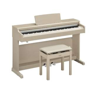 YDP-164WA 電子ピアノ ARIUS ホワイトアッシュ調仕上げ [88鍵盤]