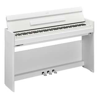YDP-S54WH 電子ピアノ ARIUS ホワイトウッド調仕上げ [88鍵盤]